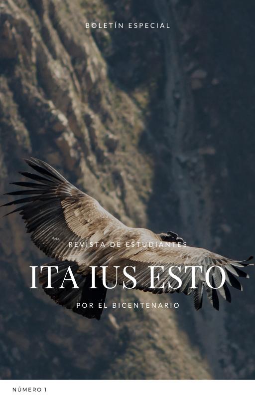Ver Edición especial Bicentenario del Perú